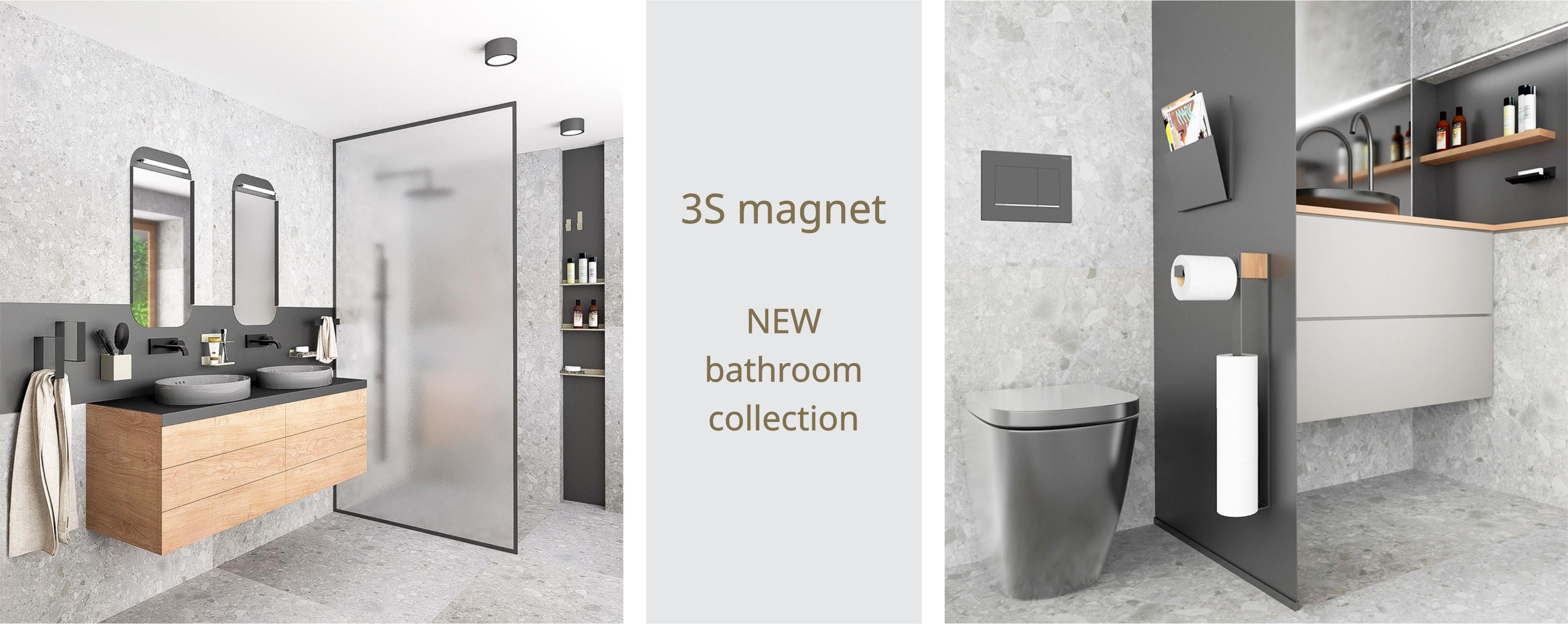 Bathroom Accessories 3s Design